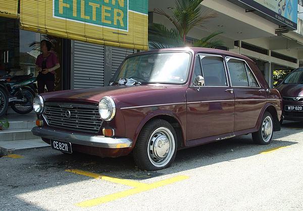 Austin 1300 in Malaysia