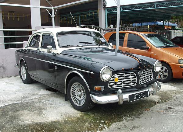 Volvo 122 in Malaysia