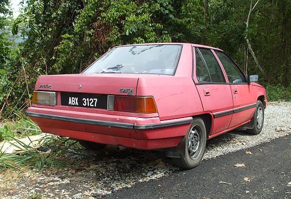 Proton Saga 12V