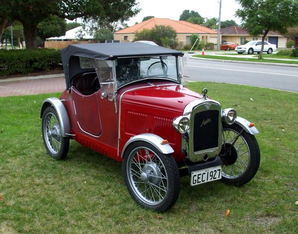 1927 Austin 7 Gordon England Cup
