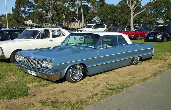 1963 Chevy Impala 2 door