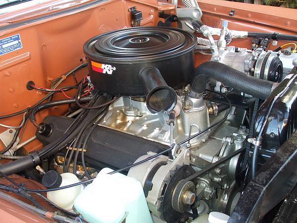 1960 Chrysler Royal V8 engine