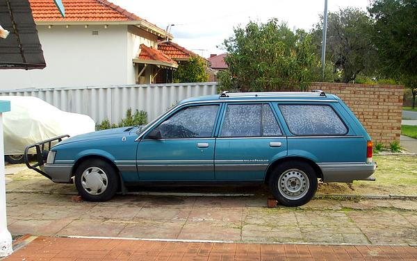 Holden Commodore VK Wagon 5.0 Litre Vacationer