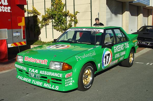 Dick Johnson XE Falcon Replica race car
