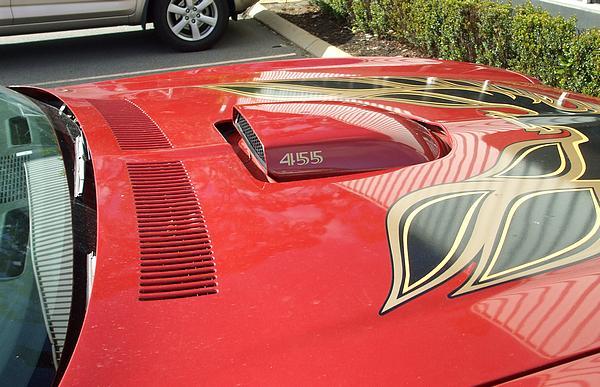 Pontiac Firebird Trans Am WS4