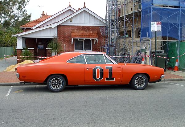 1969 Dodge Charger The General Lee