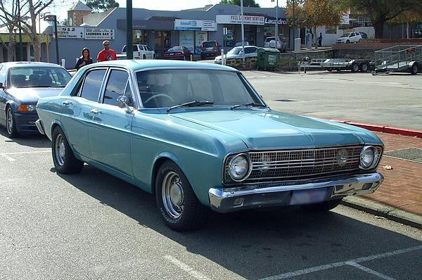 Ford XR Falcon 1966