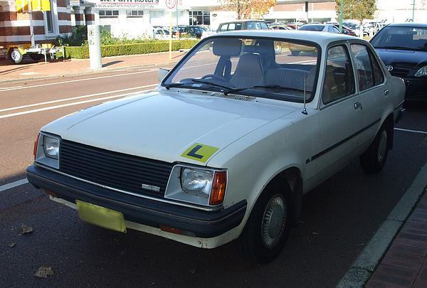 Holden Gemini TE