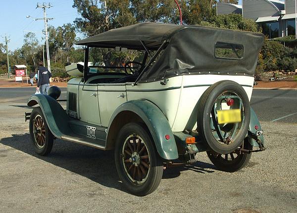 1927 Chevrolet Tourer