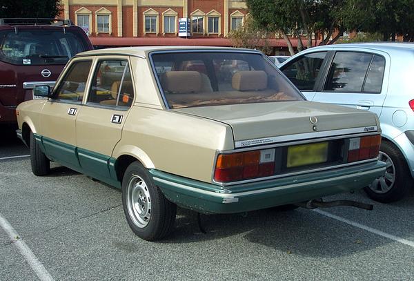 Fiat Argenta 2000