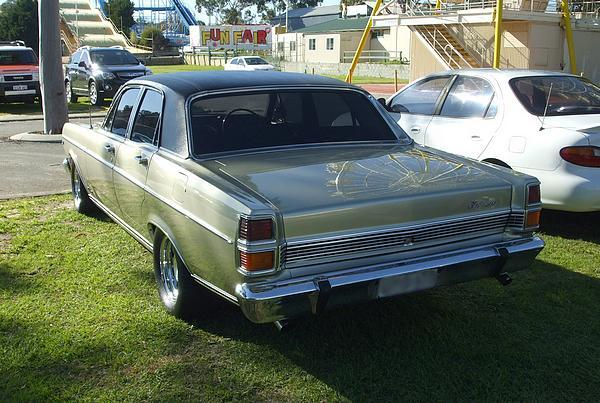 Ford ZD Fairlane