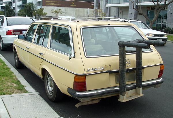 Mercedes 230TE Wagon
