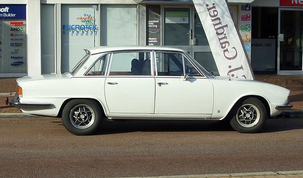 White Triumph 2500S
