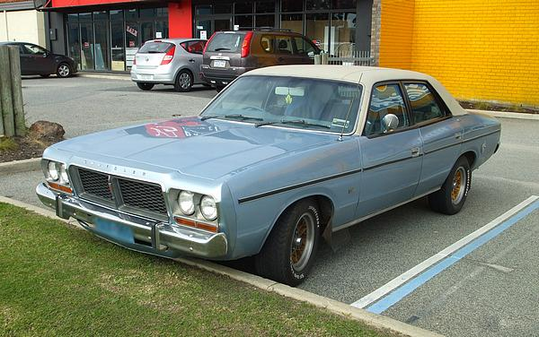 Silver Blue CM Valiant GLX
