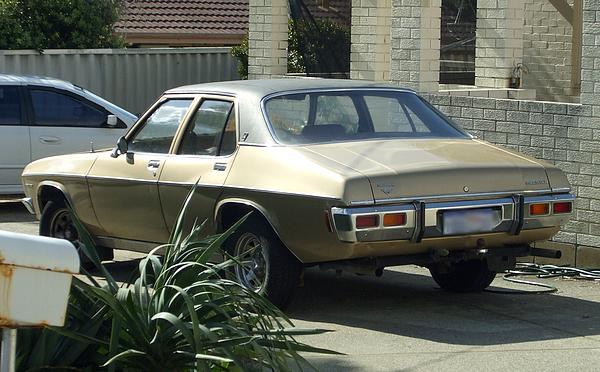Holden HQ Premier V8
