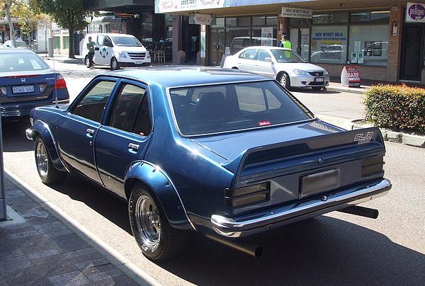 Holden Torana SLR 5000