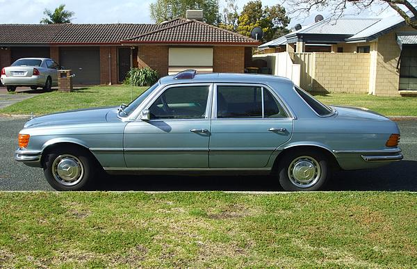 Mercedes 450SE