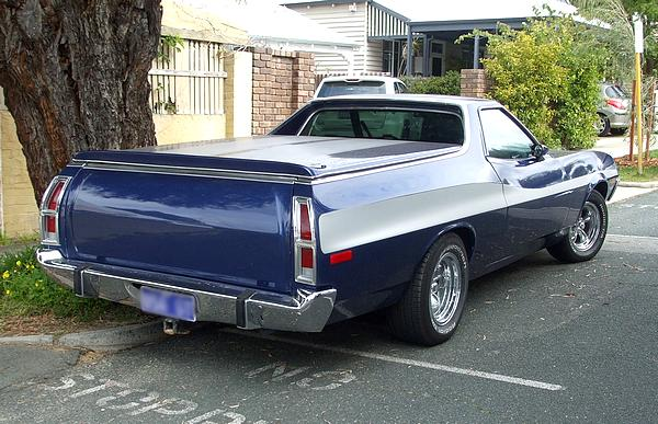 Ford Ranchero GT Ute
