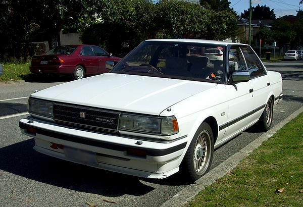 1987 Toyota Chaser Lordly