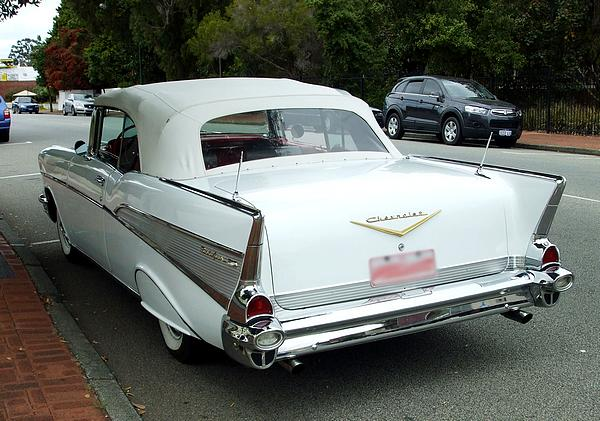 1957 Chevy Bel Air For Sale >> 1957 chevy convertible | BrakeHorsePower