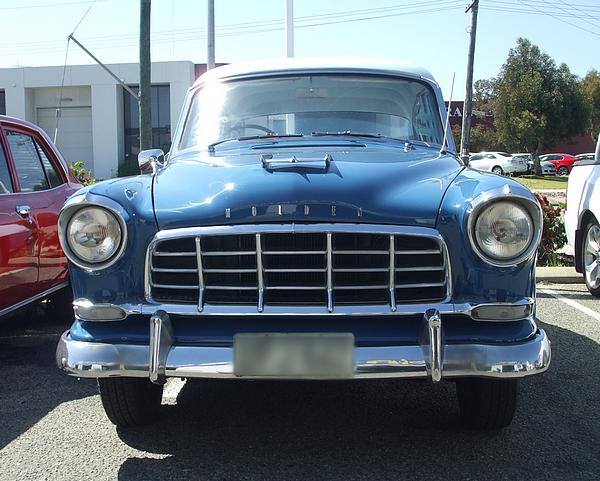 Blue FC Holden Special