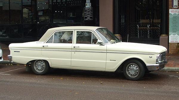 Ford XP Falcon