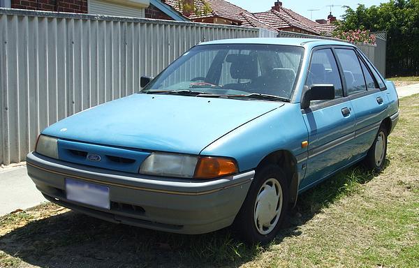 Ford KH Laser GL