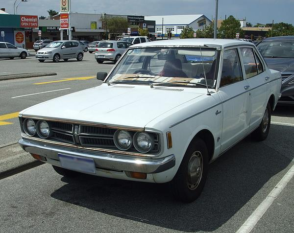 1973 Toyota Corona 1600