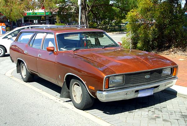 Ford XC Falcon Station Wagon