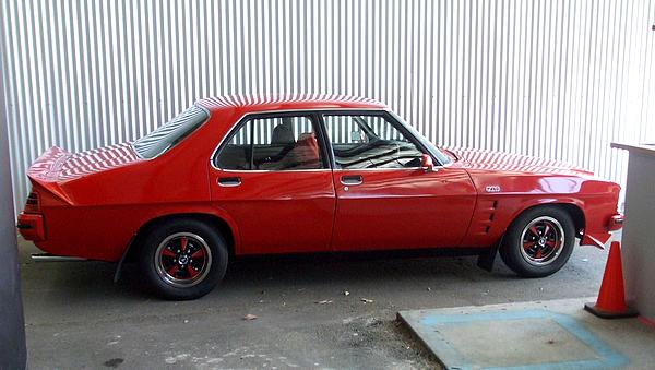 Holden HZ GTS