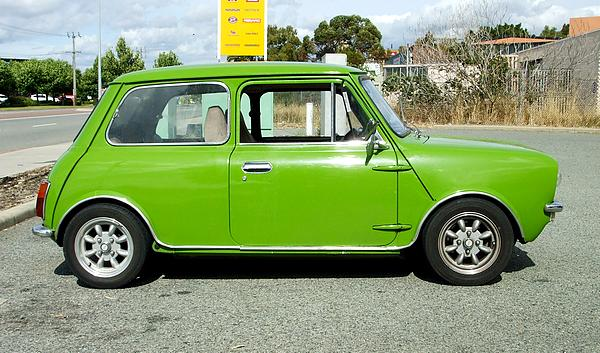 Leyland Mini Clubman S
