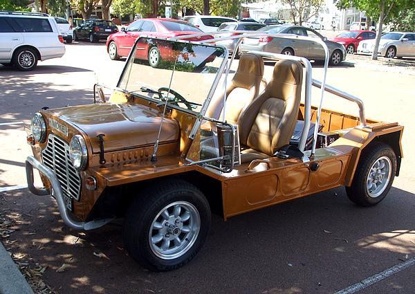 1976 Mini Moke