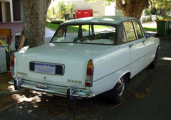 White Rover 3500