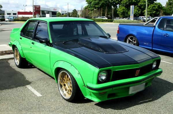 1977 Holden Torana Slr5000 Thou Shalt Be An A9x