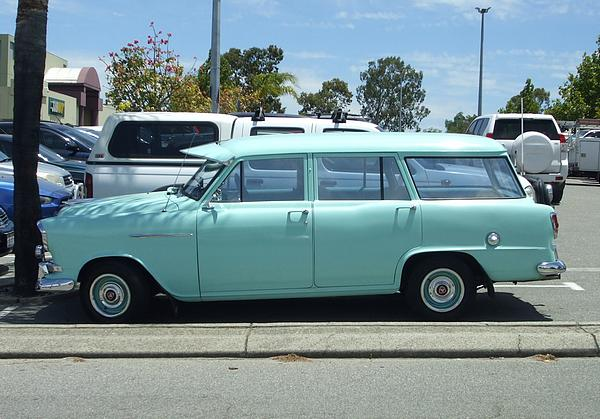 Holden FC Station Wagon