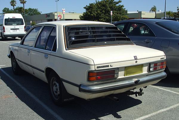 Holden VC Commodore L