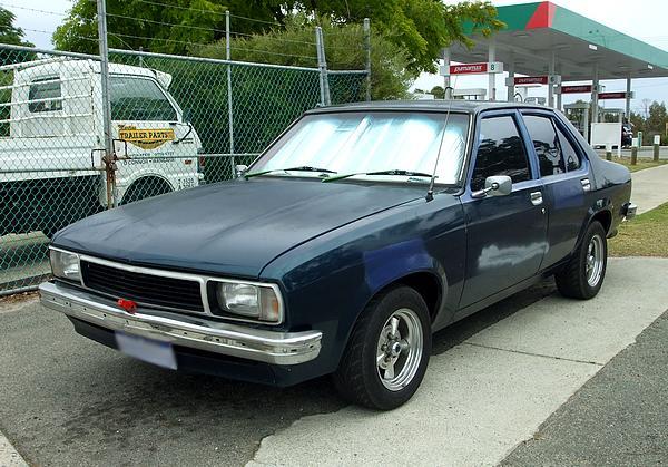 Holden UC Torana