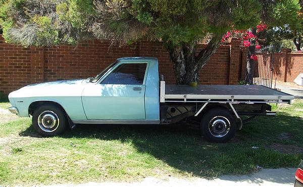 Holden HQ One Tonner