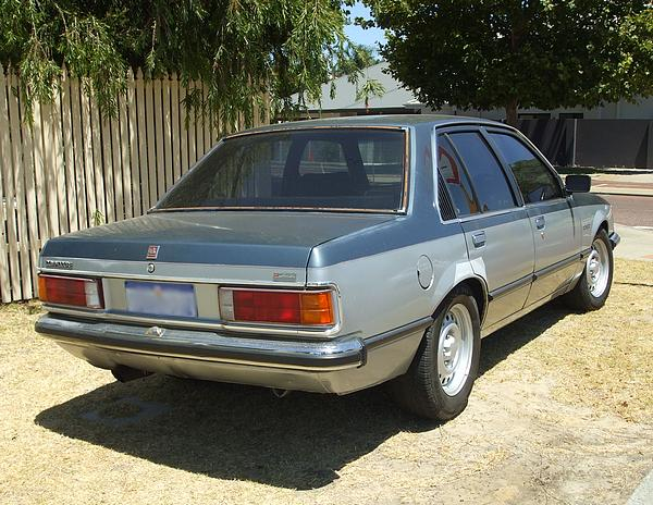 Holden VB Commodore