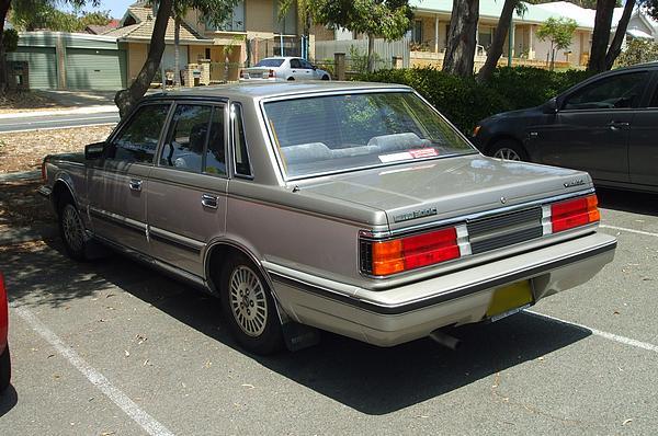 Nissan 300C V6