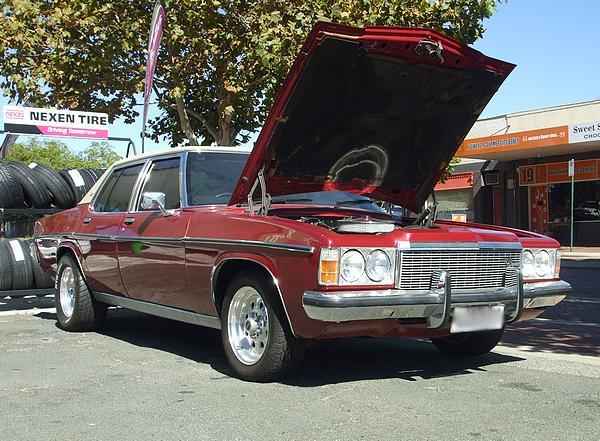 Holden HX Statesman Caprice