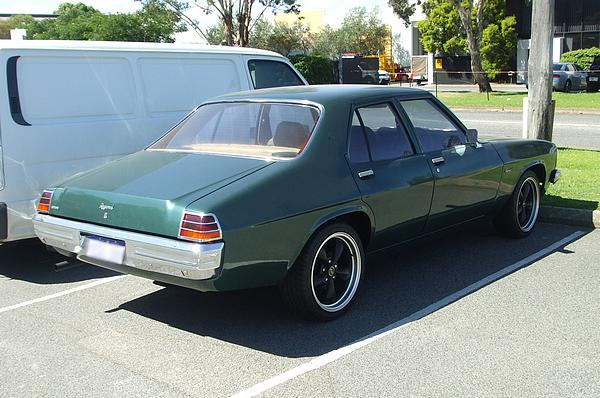 HZ Holden Kingswood SL