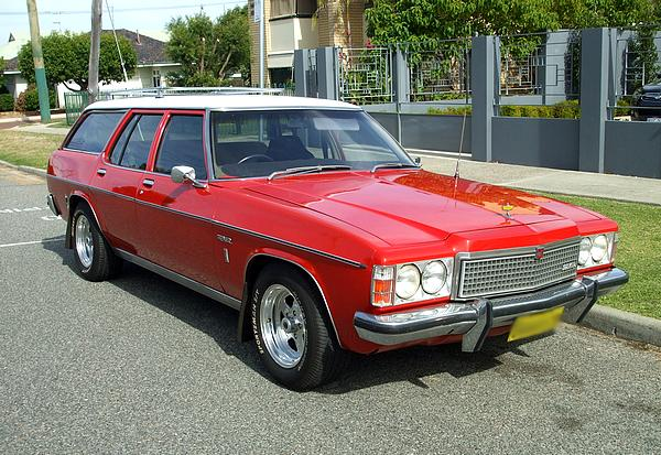 Holden HZ Premier Wagon