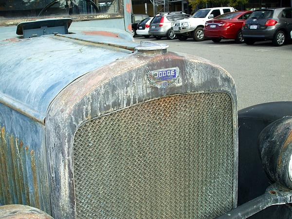 1930 Dodge Pick Up radiator