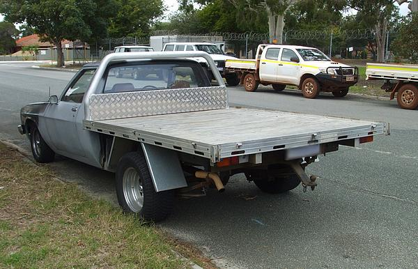 Holden WB One Tonner