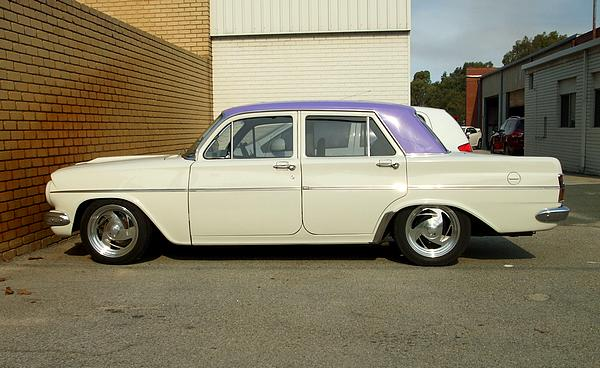 Holden EH sedan restored