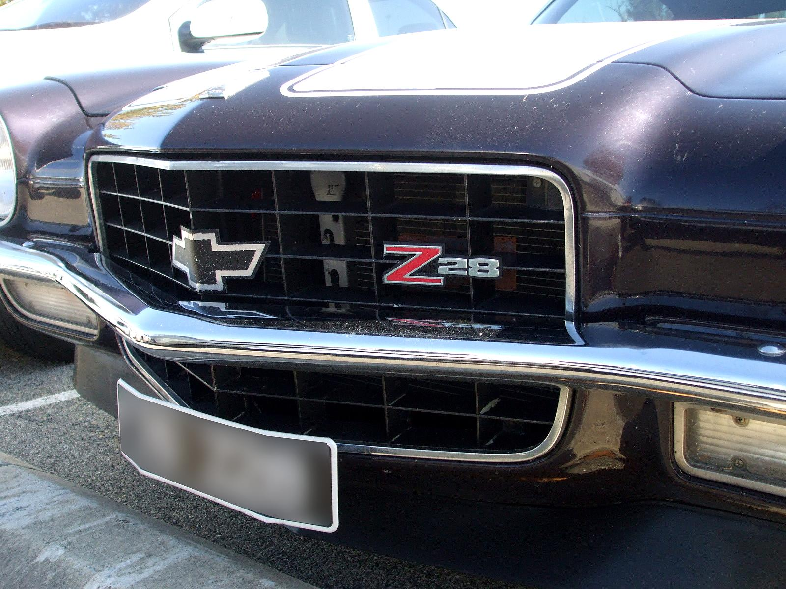 1970 Chevy Camaro Z/28