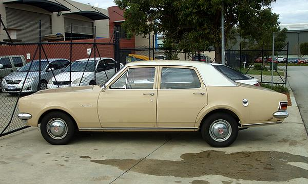 Holden HG Kingswood