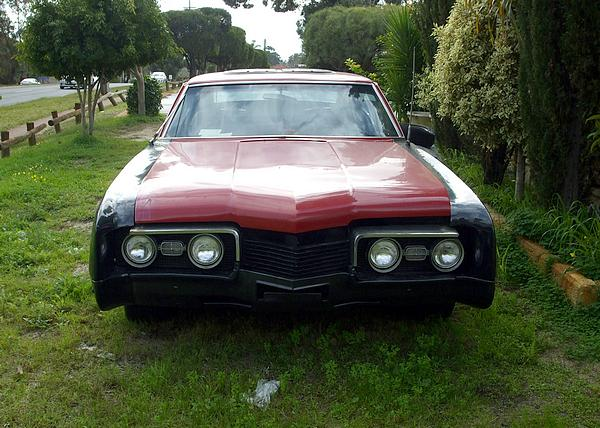 1967 Oldsmobile Delta 88 Coupe