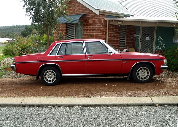 Holden WB Statesman Series II